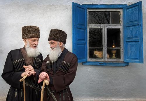 Андрей Смольников Старейшины аула Бесленей