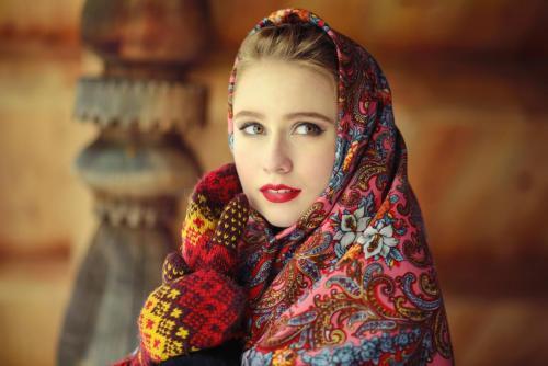 Юлия Власова Красота в старине